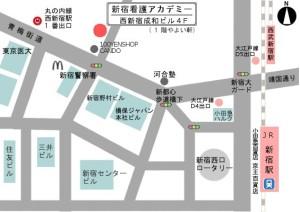 地図・アクセスです。